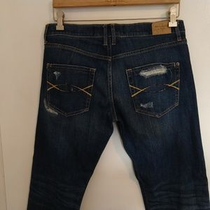 Abercrombie & Fitch Jeans - Abercrombie & Fitch Stretch Jeans Distressed  4